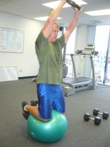 Andrew training